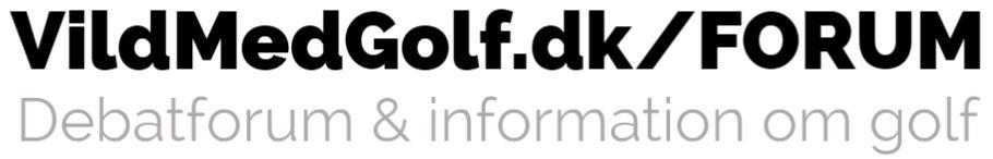 VildMedGolf.dk/Forum